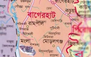 Bagarhat-map