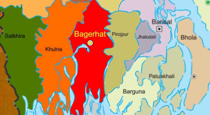 Bagerhat-Map-Image