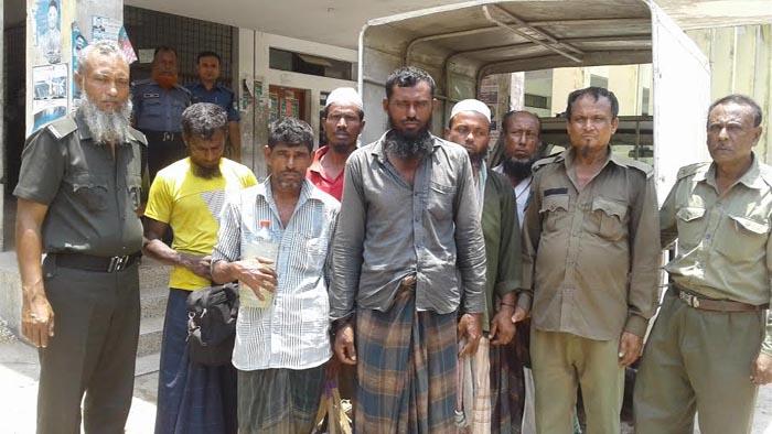 Bagerhat-Pic-01(3-06-2016)Arrest