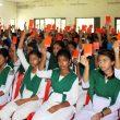 বাল্যবিয়েসহ সামাজিক ব্যাধিকে 'লাল কার্ড' দেখাল শিক্ষার্থীরা